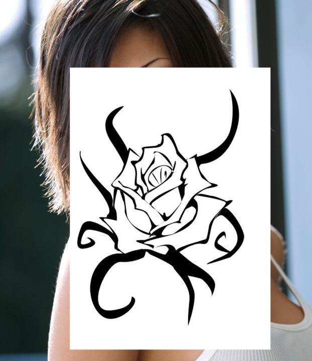 картинки тату на белом фоне