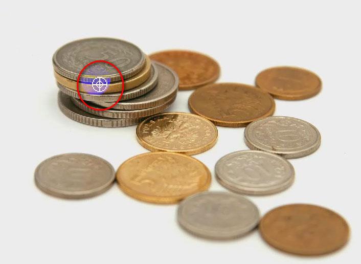 Деньги в фотошопе